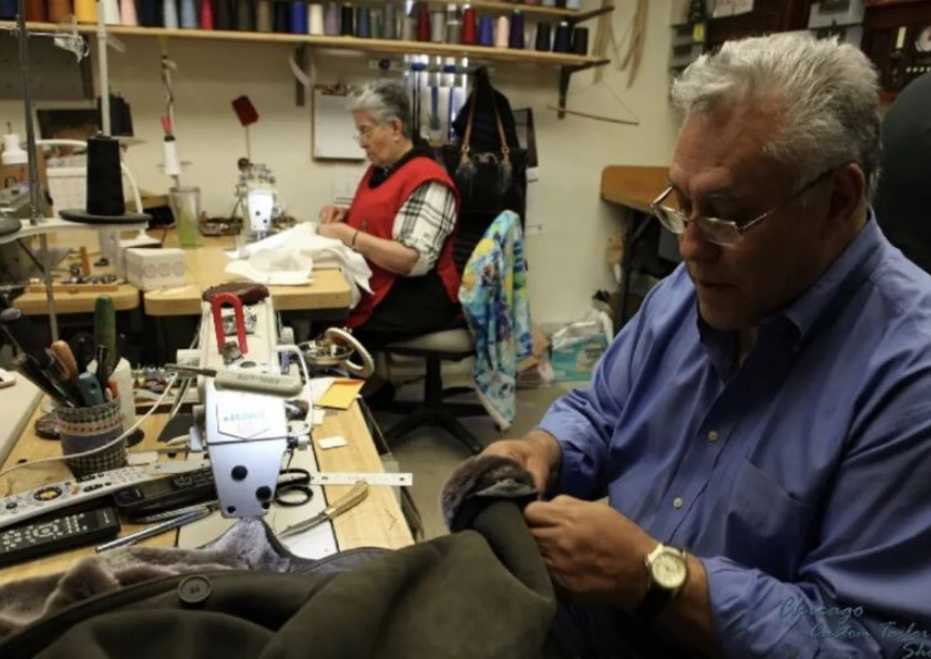 guys sewing