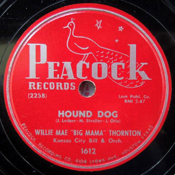 Hound Dog record