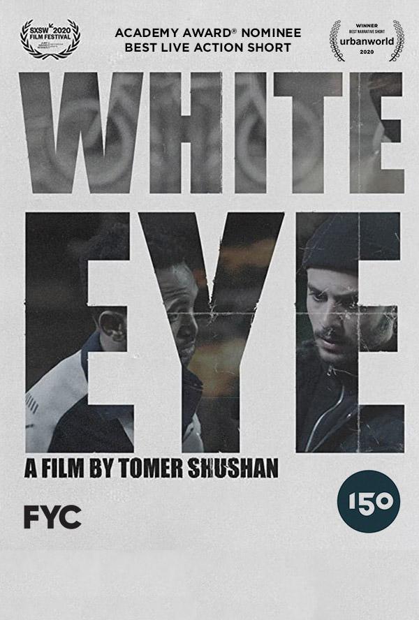 White Eye Poster